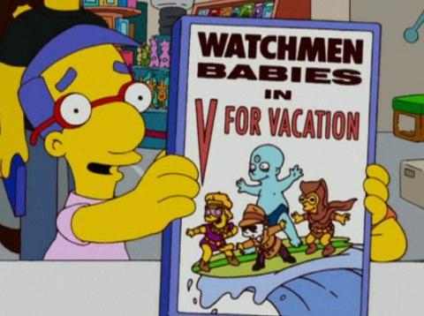 Watchmen Watchmen-babies
