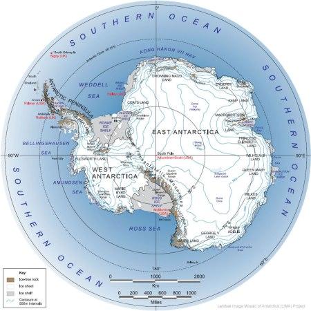 antarctica-map