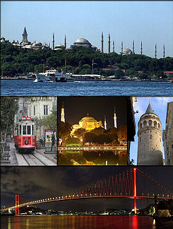istanbul was constantinople