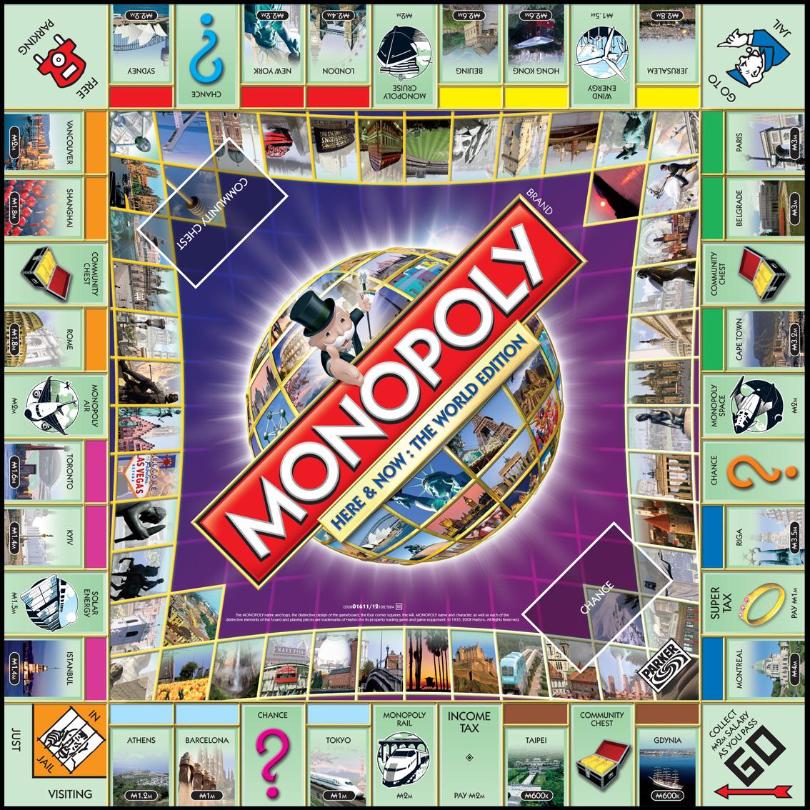Help put toronto on the (monopoly) map.