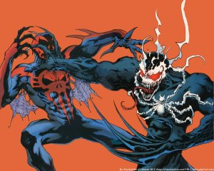 Dark-Spiderman-And-Venom-822330