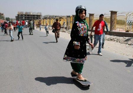 Kabul Skate Day
