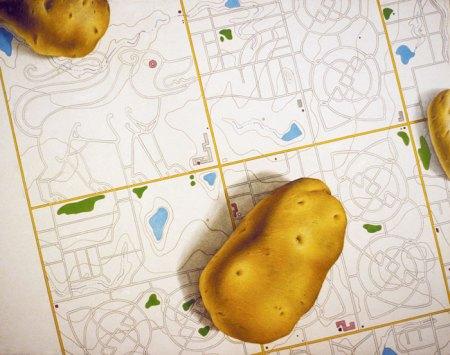 potato map